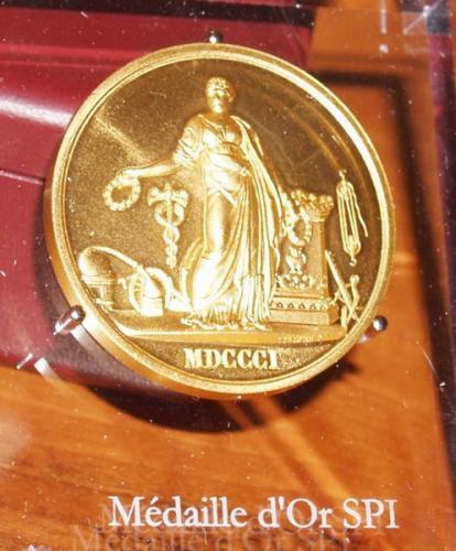2005 Медаль Наполеона Ассоциации содействия промышленности Франции